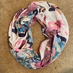Colorful Scarf Spring
